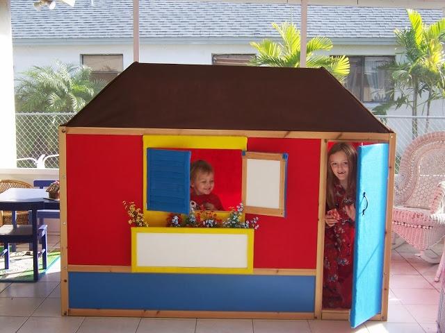 maison enfant IKEA