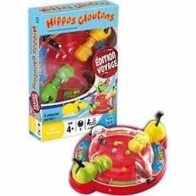 hippos gloutons de voyage