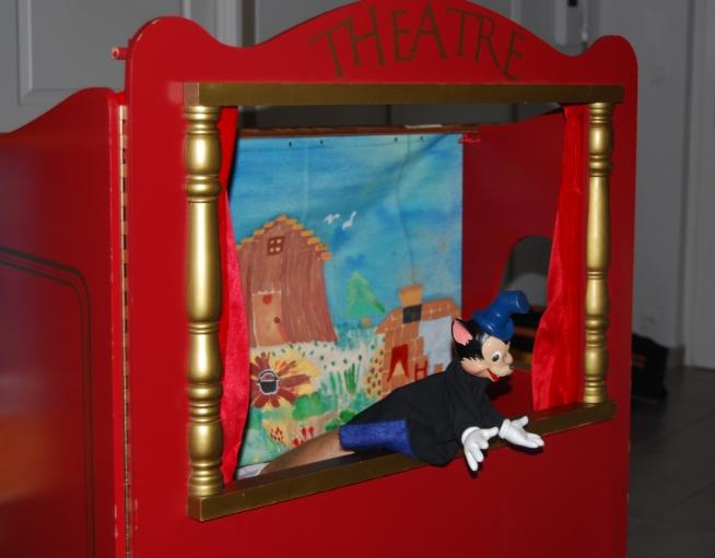 theatre de marionnette enfants