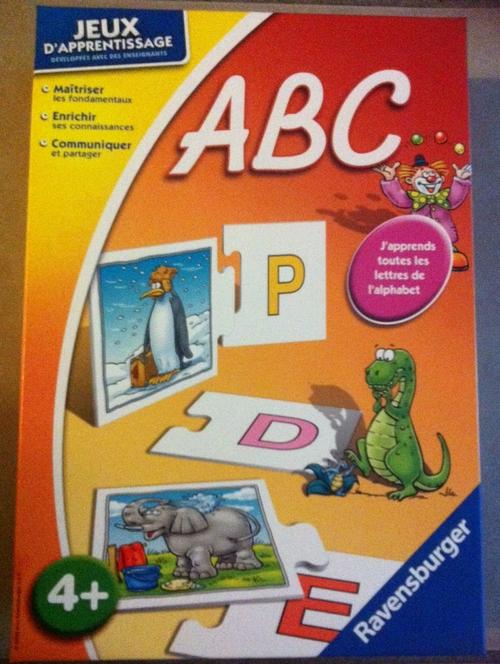 jeu apprendre alphabet